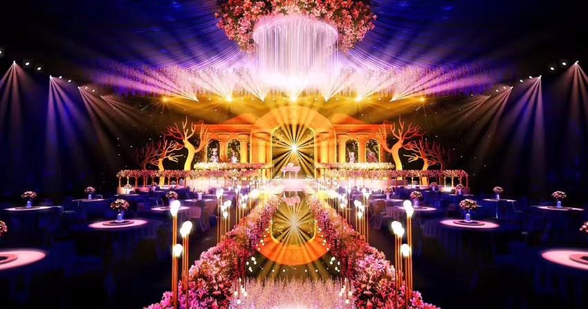 泉州高端婚礼定制策划-婚礼现场视频
