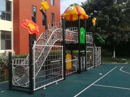 万博体育登录app游乐场设备批发,儿童攀爬游乐设备