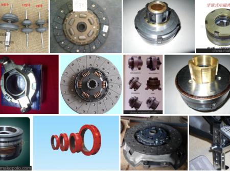应用领域-各种材质树脂离合器