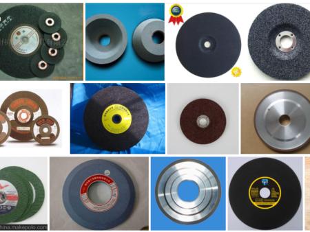 应用领域-各种材质树脂砂轮片