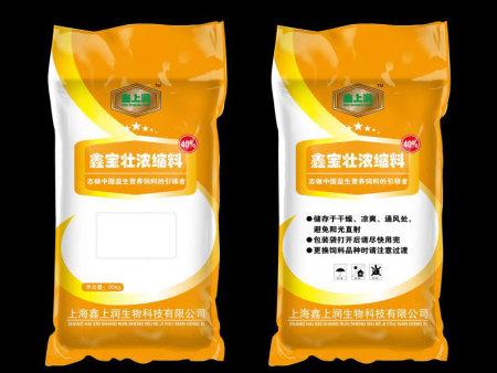 鑫宝壮浓缩料40% 20kg