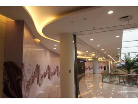 上海世博轴灯光改造项目