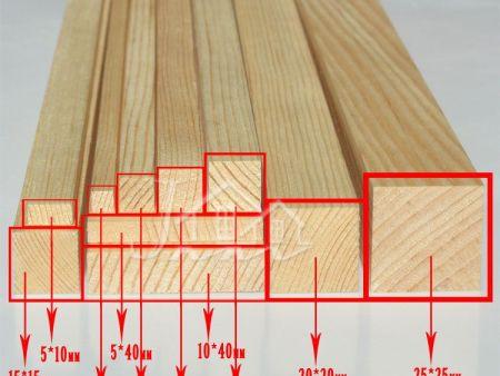 各种规格枕木垫木