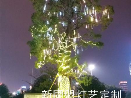 广西节日彩灯