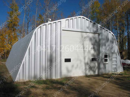 无梁拱:什么是无梁金属拱形屋面?
