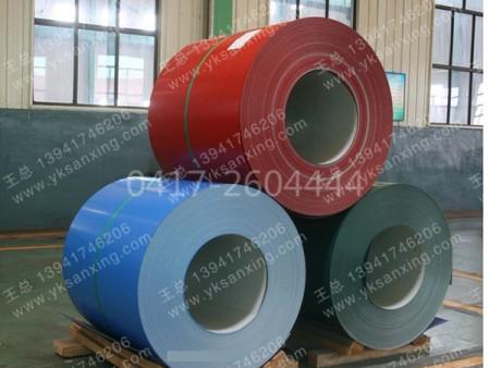 如何鉴别彩钢卷板的质量优劣