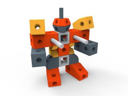 格列佛积木-机器人