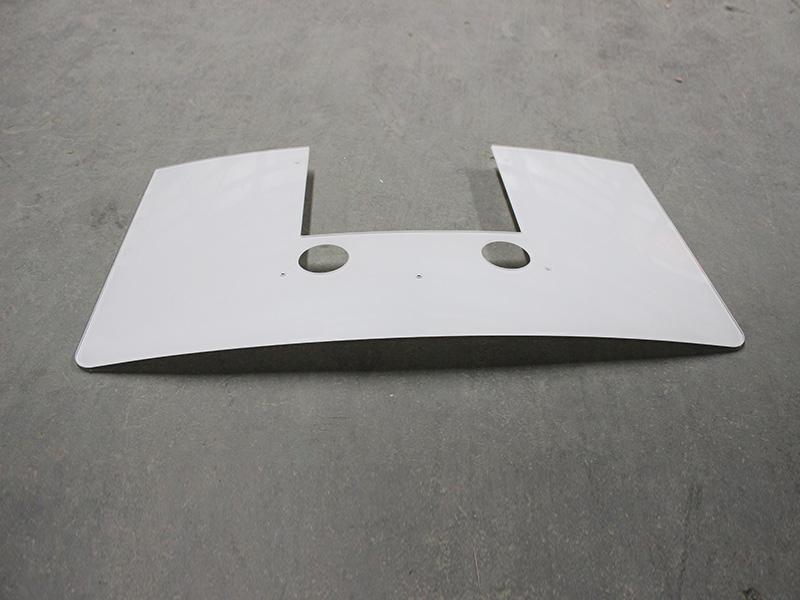 油烟机玻璃面板怎么拆?泰安顺天力玻璃,厂家专供