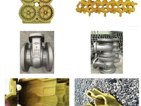 应用领域-覆膜砂系列