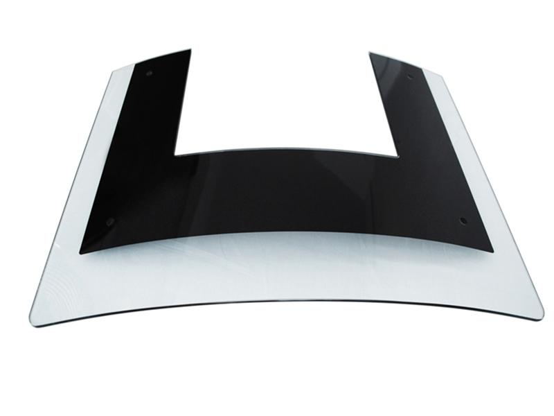 弯钢玻璃规格