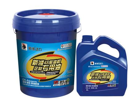 新潍柴4S店用机油