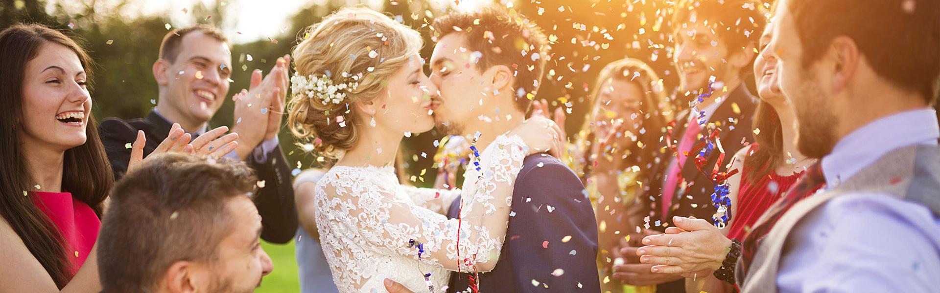择一场婚礼  叙一段故 事 携一生相守