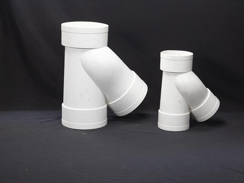 pcv排水管材