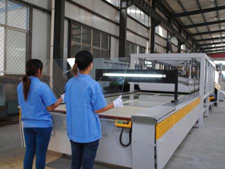 丝印钢化烤箱玻璃等产品的加工制造原理