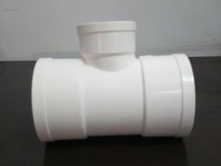 PVC异径正三通