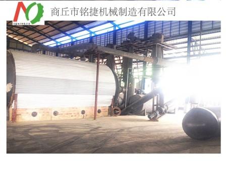 泰国轮胎裂解项目