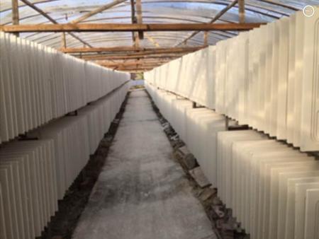 吊顶天花板生产设备加工石膏板流程