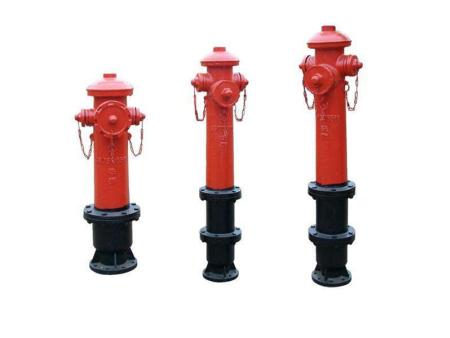 防冻型室外地上消火栓