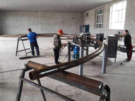 vwin152德赢ac米兰合作喷淋环管装置