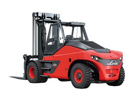 林德重型内燃叉车