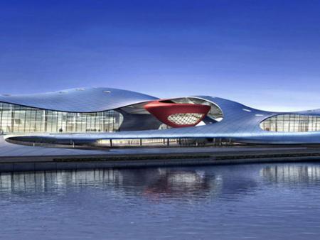 广州亚运会体育馆