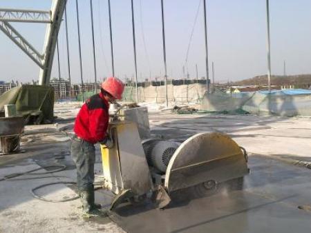 钢筋混凝土在切割之前要做哪些准备