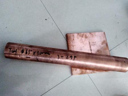 无氧铜TU1方管 无氧铜TU1盘管 TU1棒材 精密带材