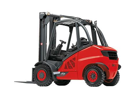 林德  内燃叉车4.0-5.0吨