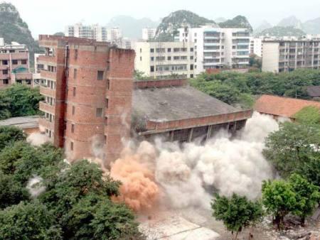 杭州爆破-浙江爆破的五大分类