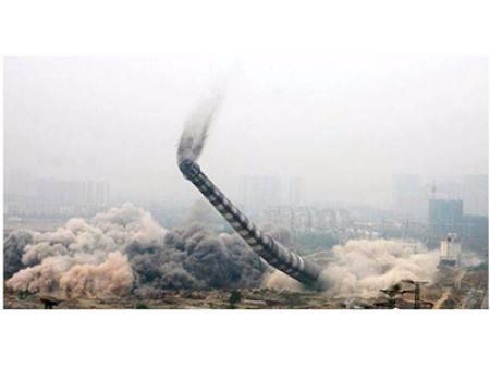 人工浙江烟囱拆除施工要求