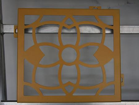 镂空雕花铝单板