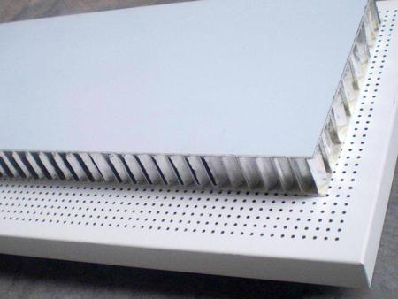 万博manbetx官网手机版登陆铝万博manbetx官网app下载墙幕-冲孔铝蜂窝板