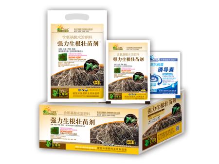 强力生根壮苗剂含氨基酸水溶肥料