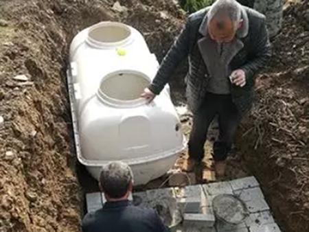 组合式化粪池的特性