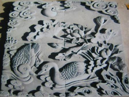 內蒙仿古建筑材料演化歷程