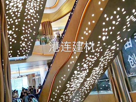 万博manbetx官网手机版登陆铝万博manbetx官网app下载墙幕-电梯镂空雕刻板