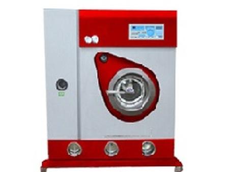 封闭式全自动干洗机