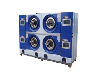 四桶石油干洗机