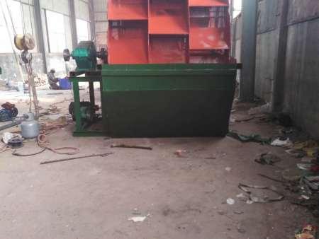 洗砂机生产前的准备工作