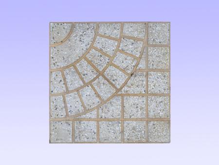 40x40水磨石砖