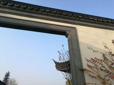 中式GRC装饰