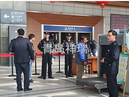 青島保安,為春節期間堅守在一線的保安同志致敬