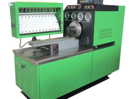 噴油泵試驗台檢測電控泵的優勢