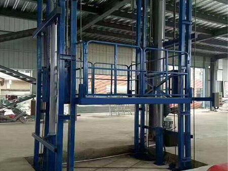 液压升降平台厂家跟大家说自动化升降设备的液压系统设计