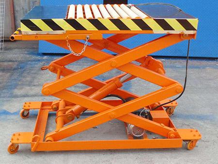 河南固定式液压升降平台厂家告诉你升降平台超负荷运作的危害性