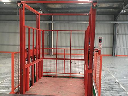 升降货梯安全开关的定期检查,升降货梯厂家的观点