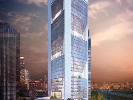 深圳前海自贸大厦