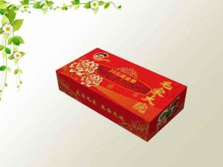 使用白板紙印刷制造的泰安紙箱具有較高的強度