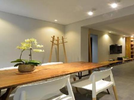 客廳的裝修設計技巧及屏風隔斷安裝原則