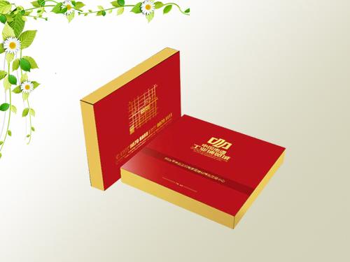 精裱盒套裝-泰安精裱盒定制廠家